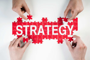 OKRs fill the need for tangible strategy.