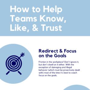 [Infographic] Four tips for creating better teamwork.