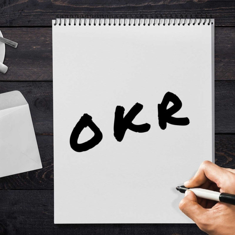OKRs are great strategic planning tools.
